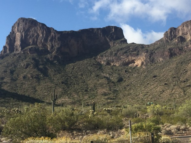 Picacho Peak (c) ABR 2016