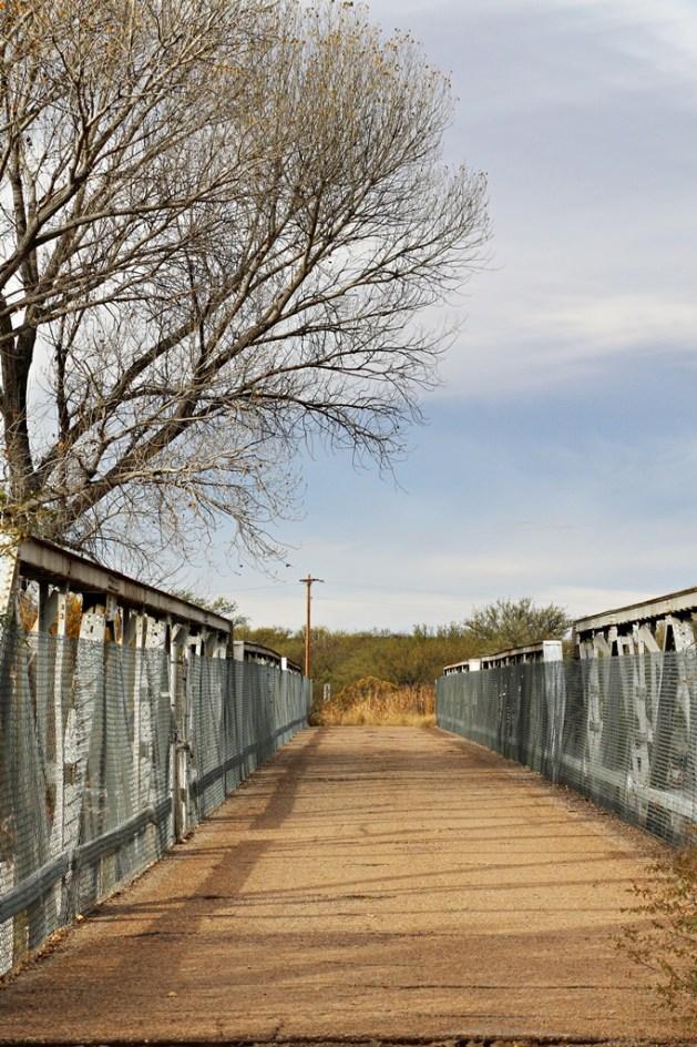 Bridge over the San Pedro (c) K. Arrington 2016