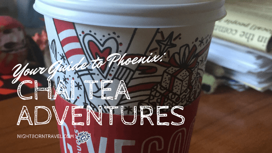 chai tea phoenix starbucks