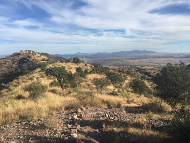 coronado hiking
