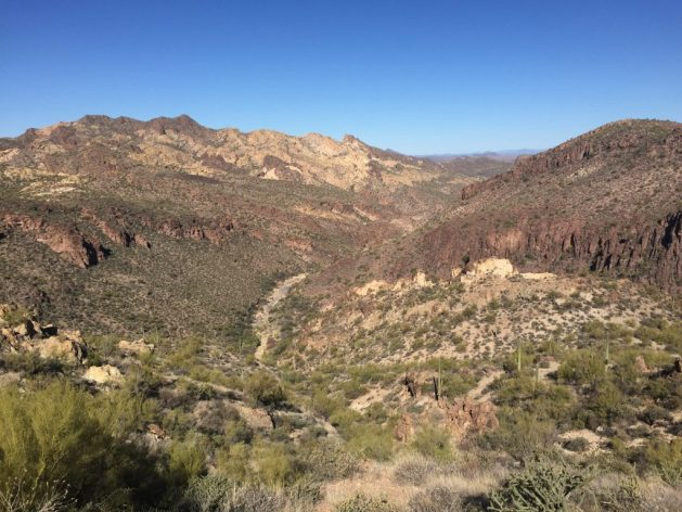 Boulder Canyon Trail