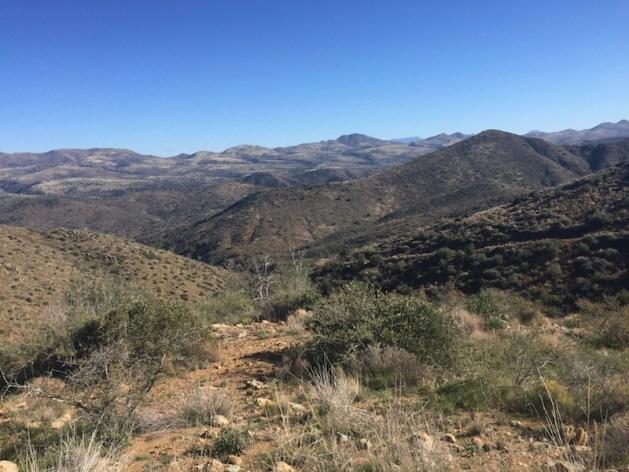 Seven Springs trails