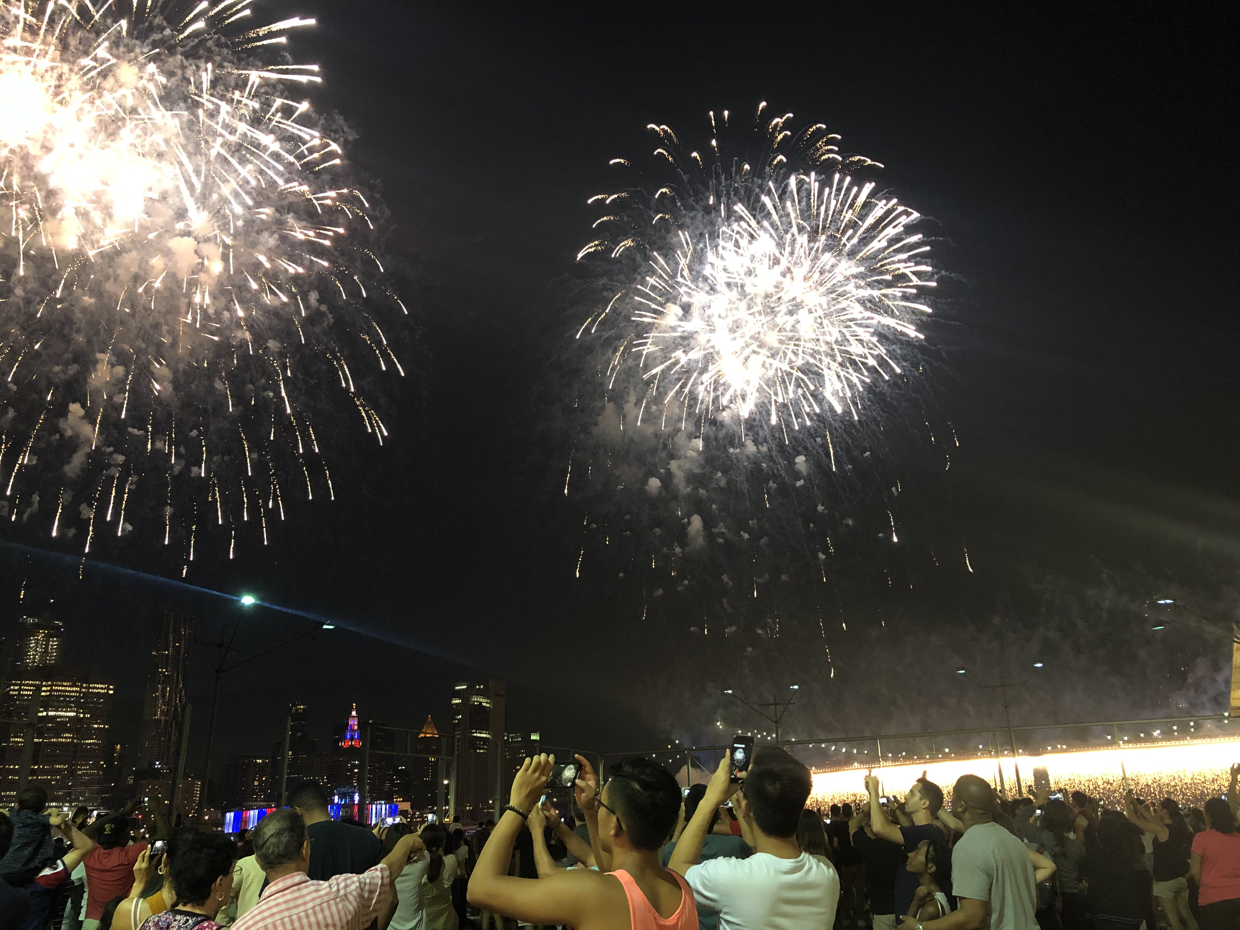 Fourth of July Fireworks in NYC (How to Not Lose Your Mind, Save Money & Actually Have a Good Time)