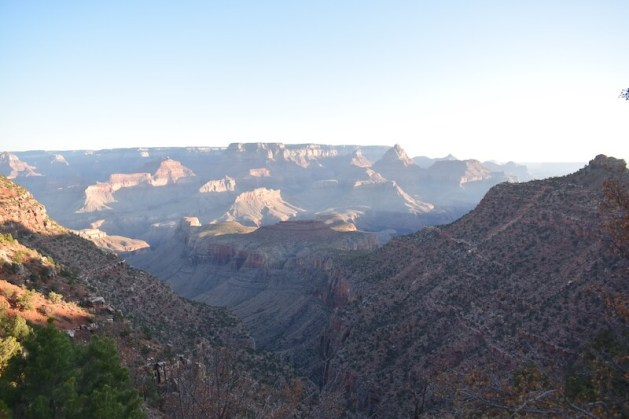 south rim day hikes