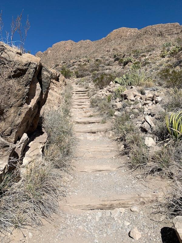 best trails in big bend