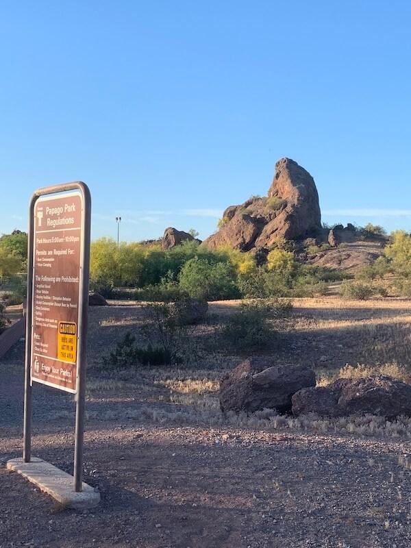 tempe hiking trails