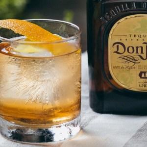 Añejo Old Fashioned