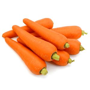 Carrot Garnish