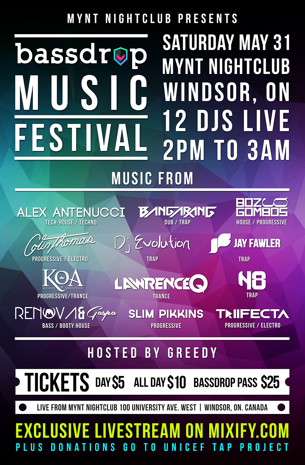 Bassdrop Music Festival