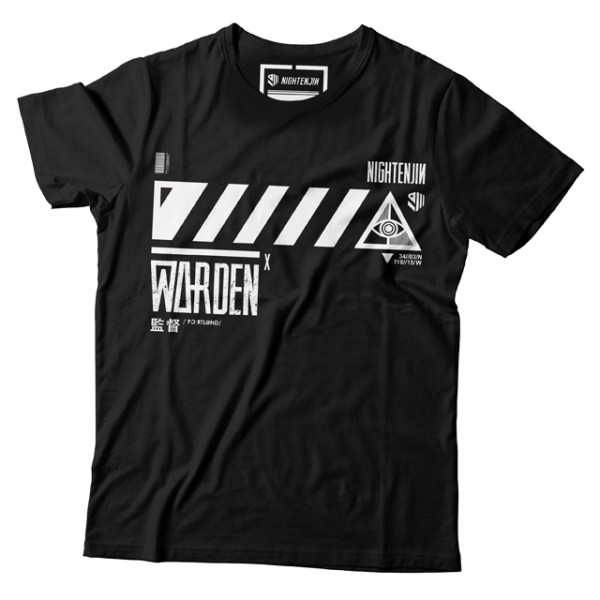 Warden Collab Tee