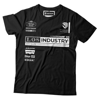 Los Industry Tee