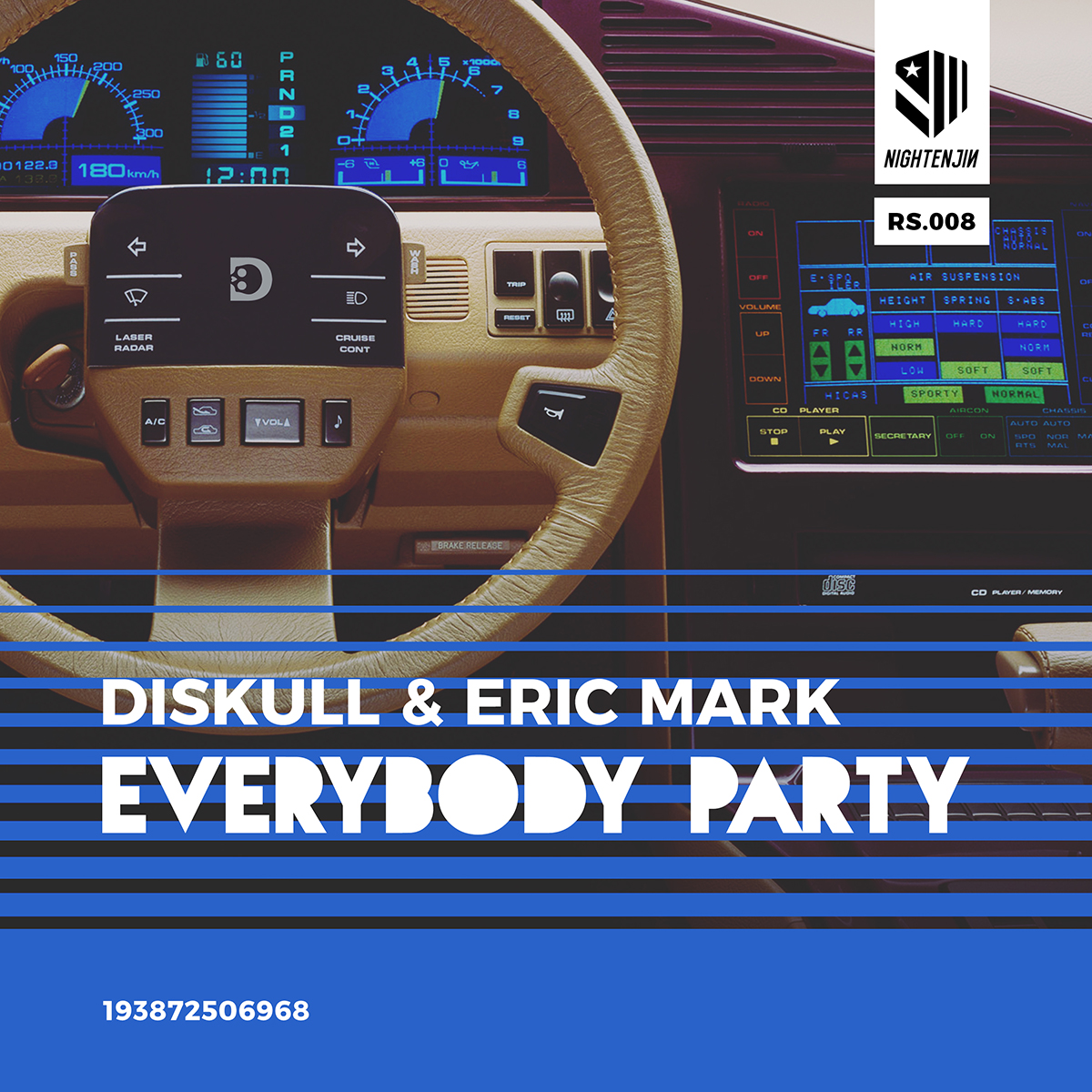 Diskull x Eric Mark - Everybody Party