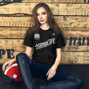 Gridlife 2019 Night Crew Collab Tee