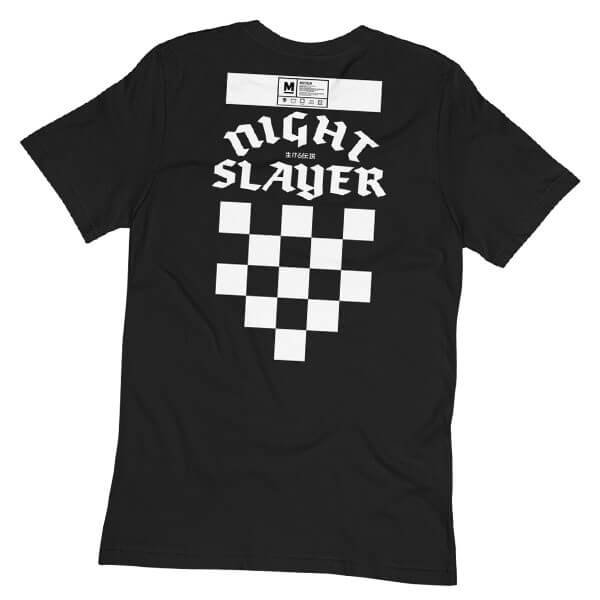 Night Slayer Pocket Tee