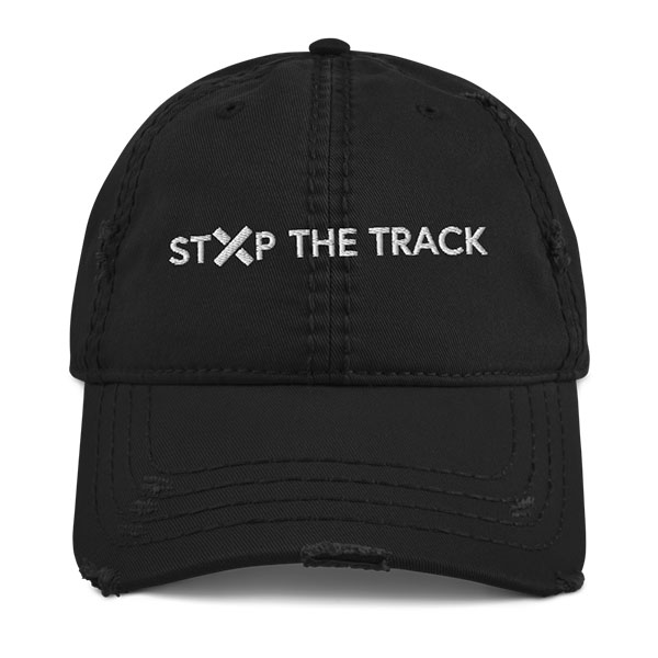 Colin Thomas x Rock Bottom Records Collab Dad Hat