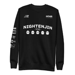 INF1N1TE Collab Sweaters