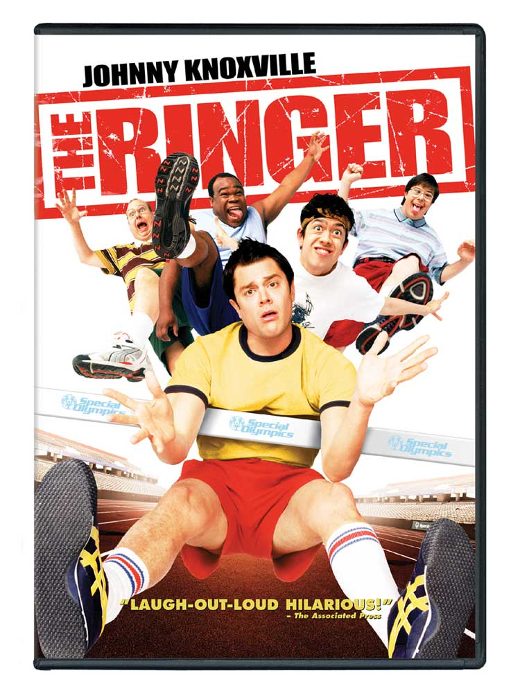 Todays Featured Movie The Ringer On Blu Ray June 3rd