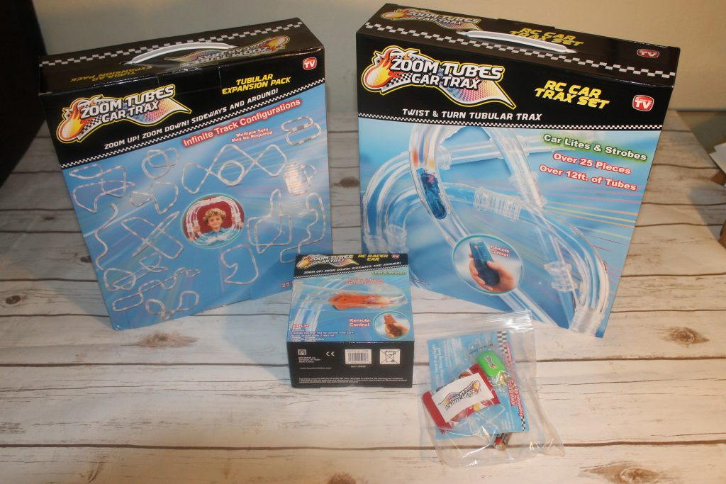 Holiday Gift Guide Zoom Tubes Car Trax Zoomaway Night