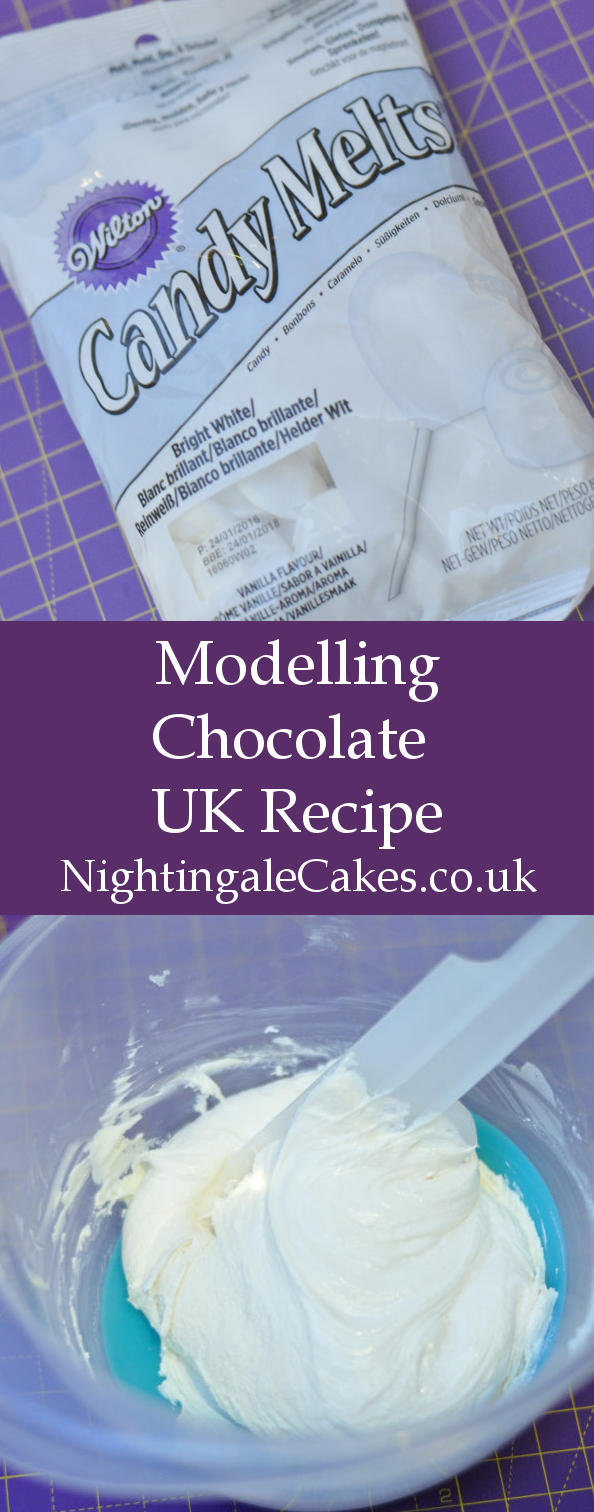 """Featured image for """"Modelling Chocolate Candy Melt recipe"""""""