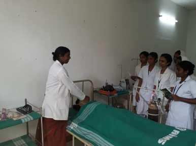 Advanced Nursing Skill Lab