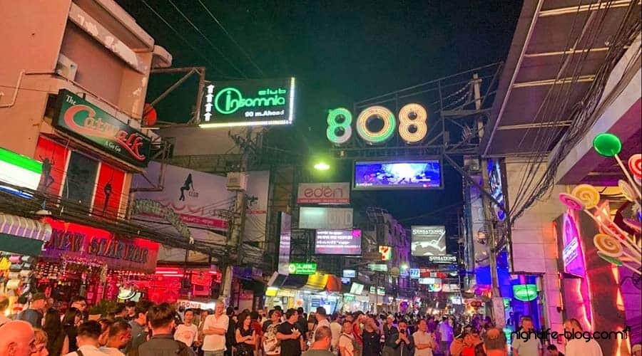 Pattaya Nightlife und Night-Clubs