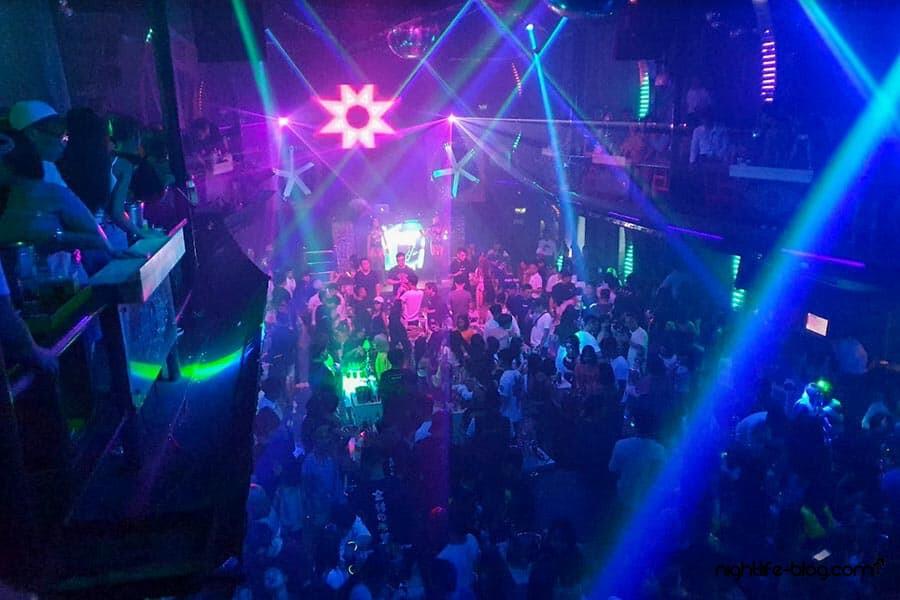 Night-Clubs und Nightlife Patta
