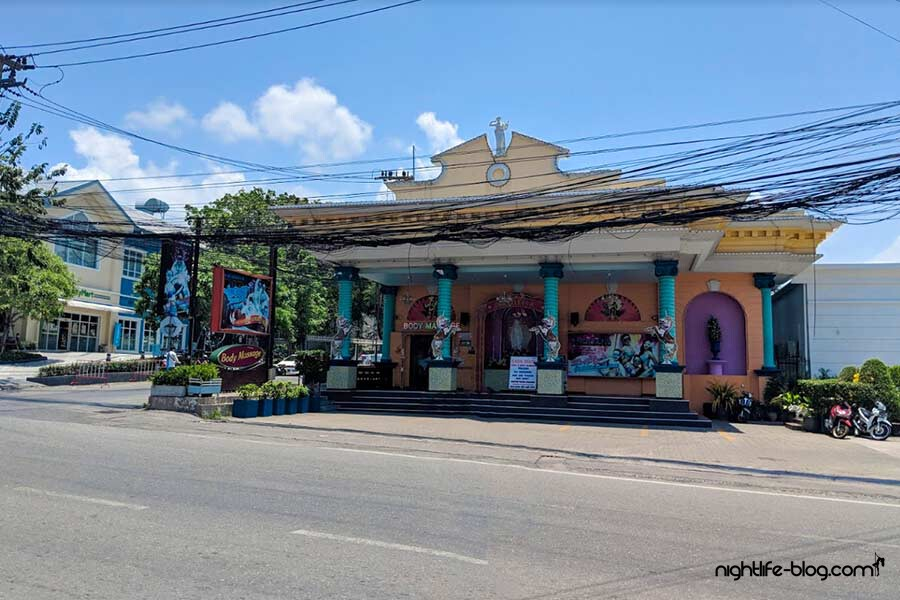 Sabai Room Body Massage Pattaya