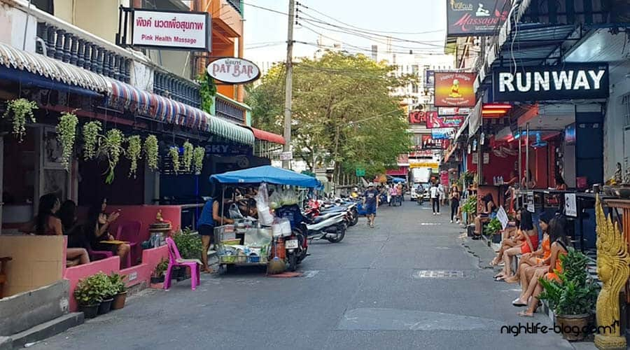 Second Road Pattaya Happy End Massage Salons