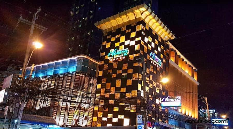 Thai Massage Pattaya Honey 2 Sex Massage Parlor