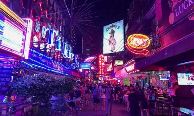 Bangkok Nightlife – Night-Clubs – Go-Go Bars und Thai Girls