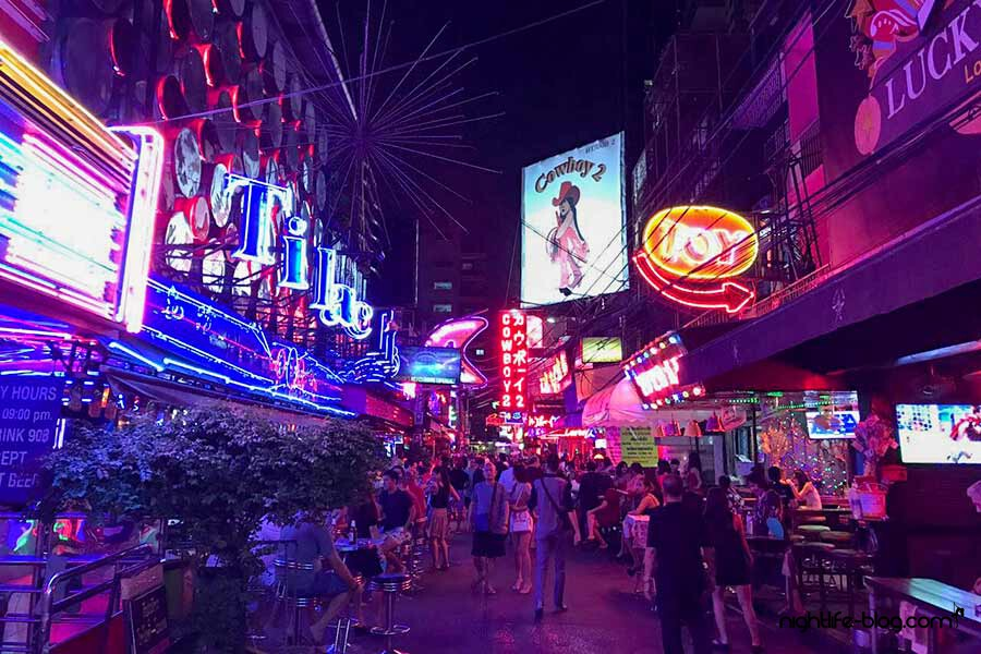 Bangkok Nightlife Soi Cowboy