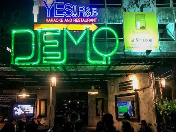 Night-Club Bangkok Demo