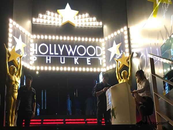 Hollywood Disco Phuket Nightlife