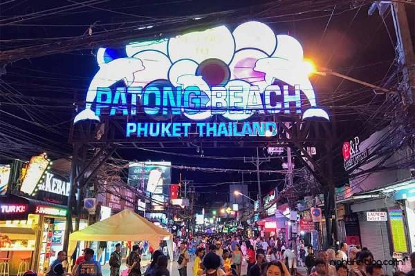 Phuket Nightlife und Freelancer Thai Girls in Patong