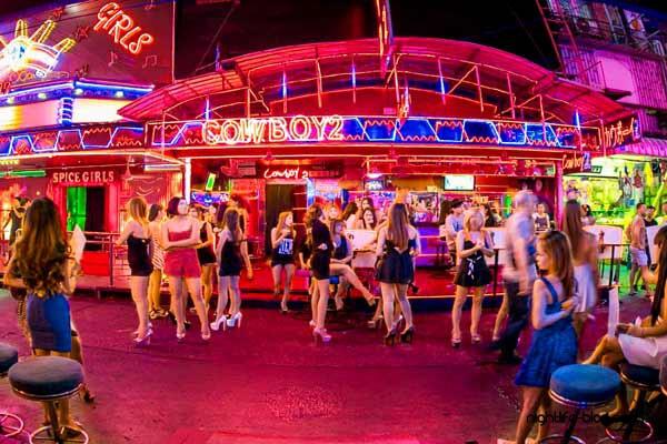 Cowboy 2 Go-Go Bar Bangkok