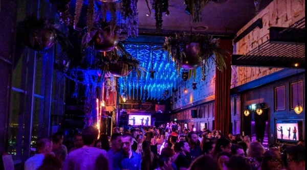 Disco und Night-Clubs in Bangkok