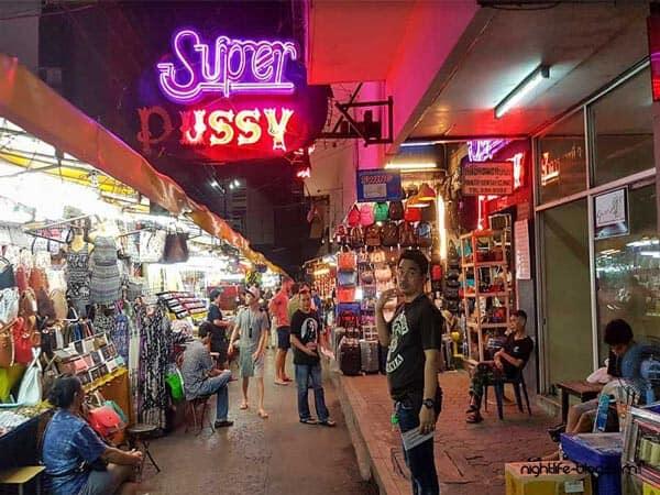 Night Markets Bangkok