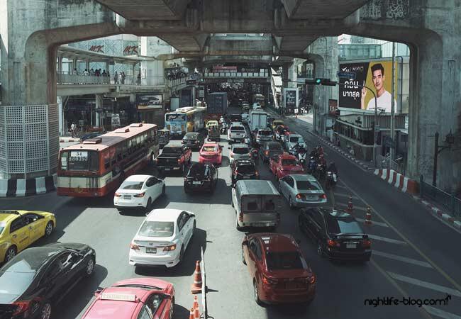Einkaufen Bangkok