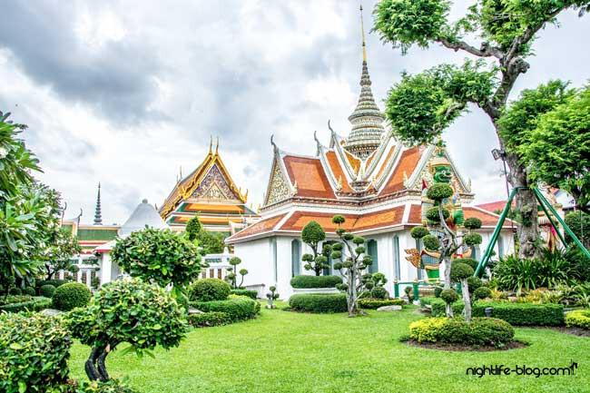 Großer Palast Bangkok Königspalast