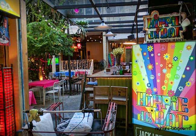 Hippie de Bar