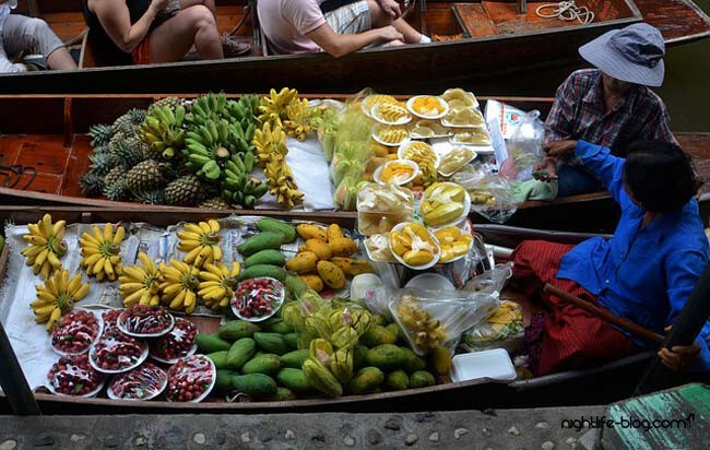 Öffnungszeiten Floating Market Pattaya
