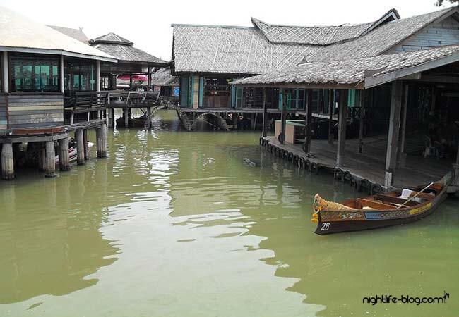Floating Market Pattaya Attraktionen