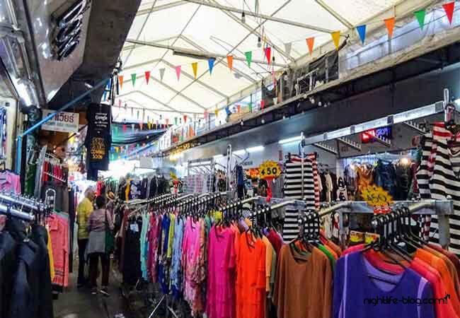 Pratunam Markt Bangkok