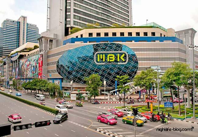 Shopping Center Bangkok – Einkaufen in den Shopping Malls