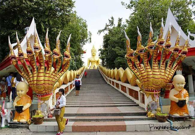 Tempelanlage Pattaya