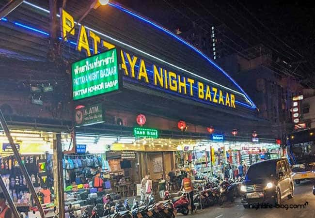 Night Market Pattaya