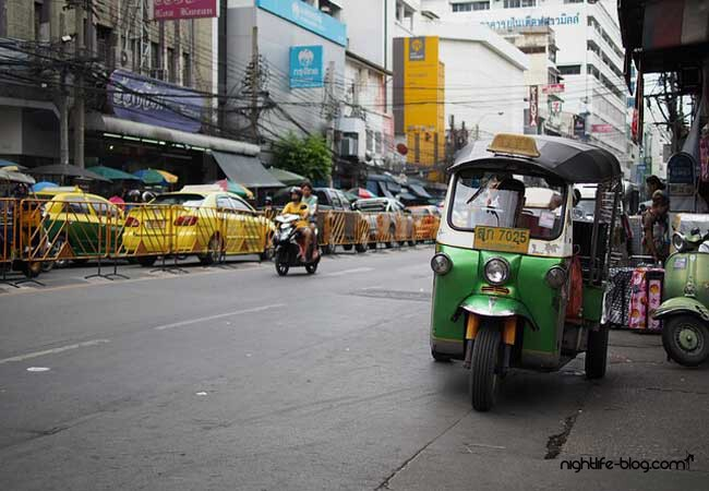Taxi nach Pattaya