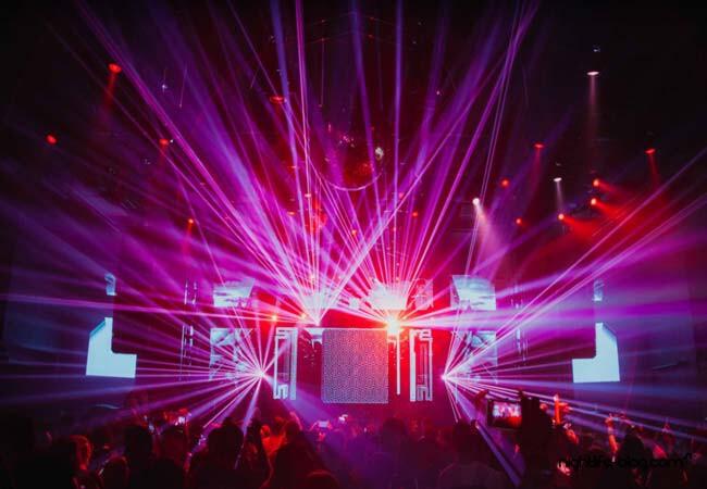 Bali Night Clubs