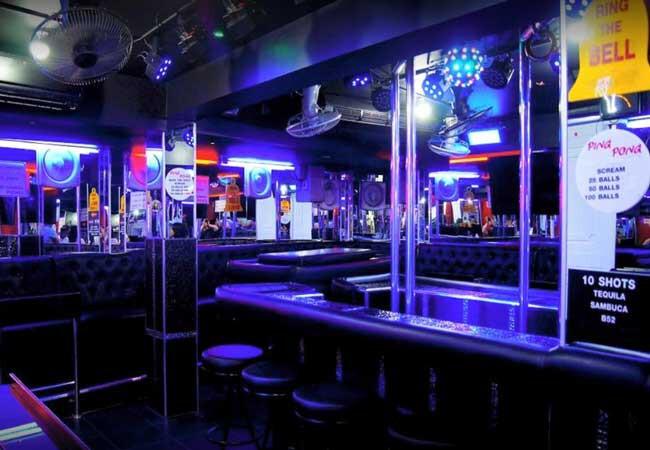 Go Go Bars Jakarta Nachtleben