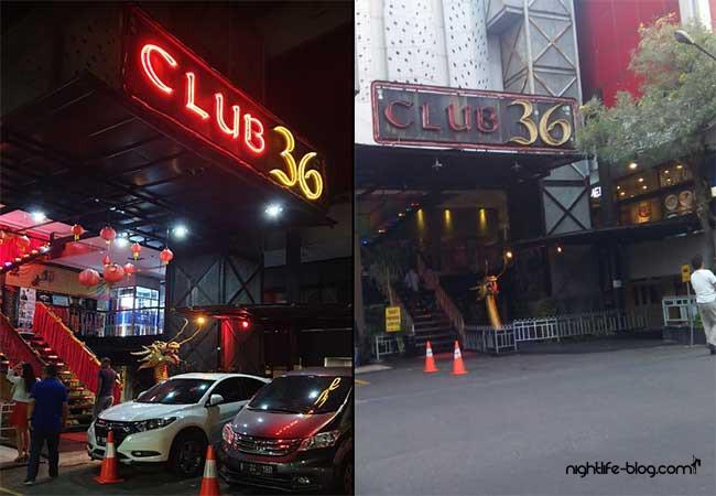 Nachtleben Jakarta Club 36